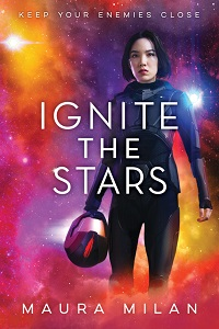 The cover of the book Ignite the Stars