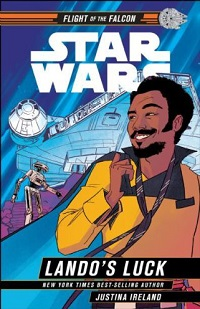 The cover of the book Star Wars: Lando's Luck