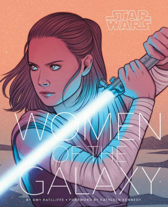 The cover of the book Star Wars: Women of the The Galaxy