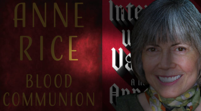 An image representing the article An Anne Rice Primer: What to Read, Where to Begin