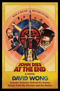 The cover of the book John Dies at the End
