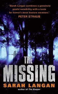 The cover of the book The Missing