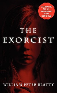 The cover of the book The Exorcist