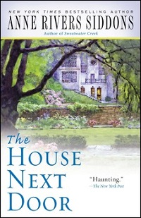 The cover of the book The House Next Door