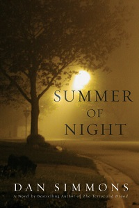The cover of the book Summer of Night