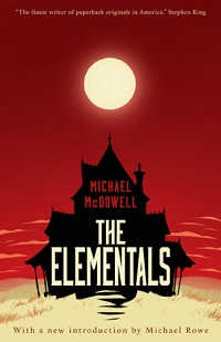 The cover of the book The Elementals
