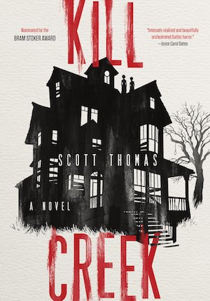 The cover of the book Kill Creek