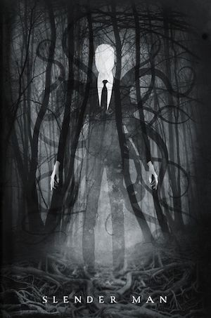 The cover of the book Slender Man