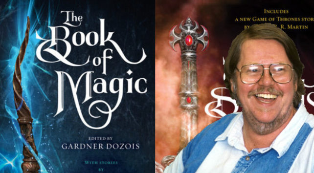An image representing the article A Gardner Dozois Primer: What to Read, Where to Begin